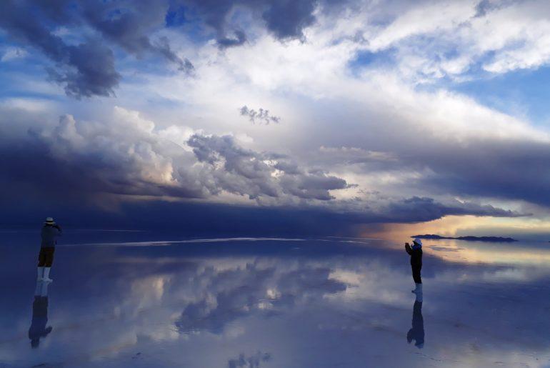 Destinos en Bolivia. Espejo de ensueños en el Salar