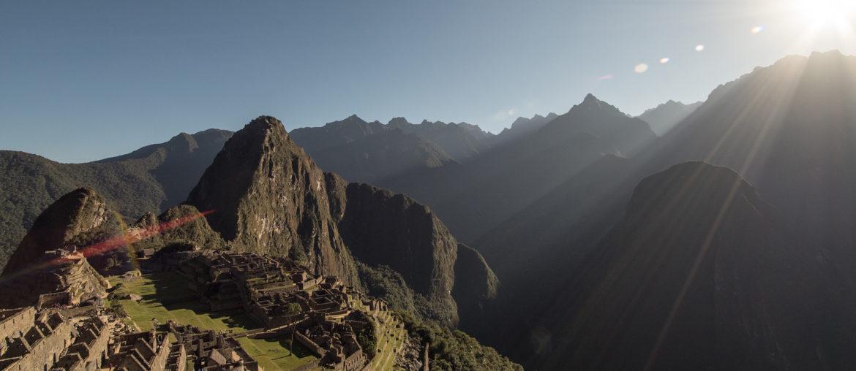 Machu Picchu, Salkantay