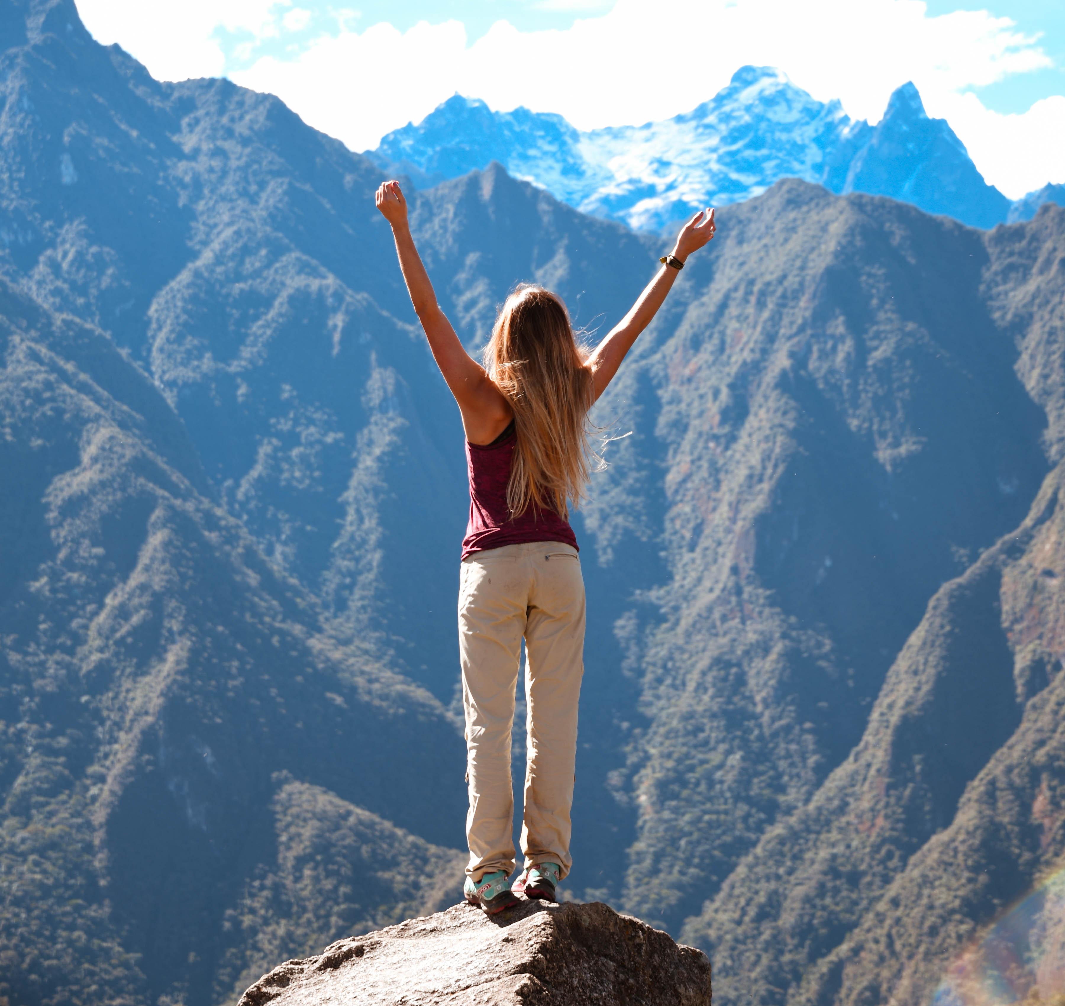 Conociendo Machu Picchu