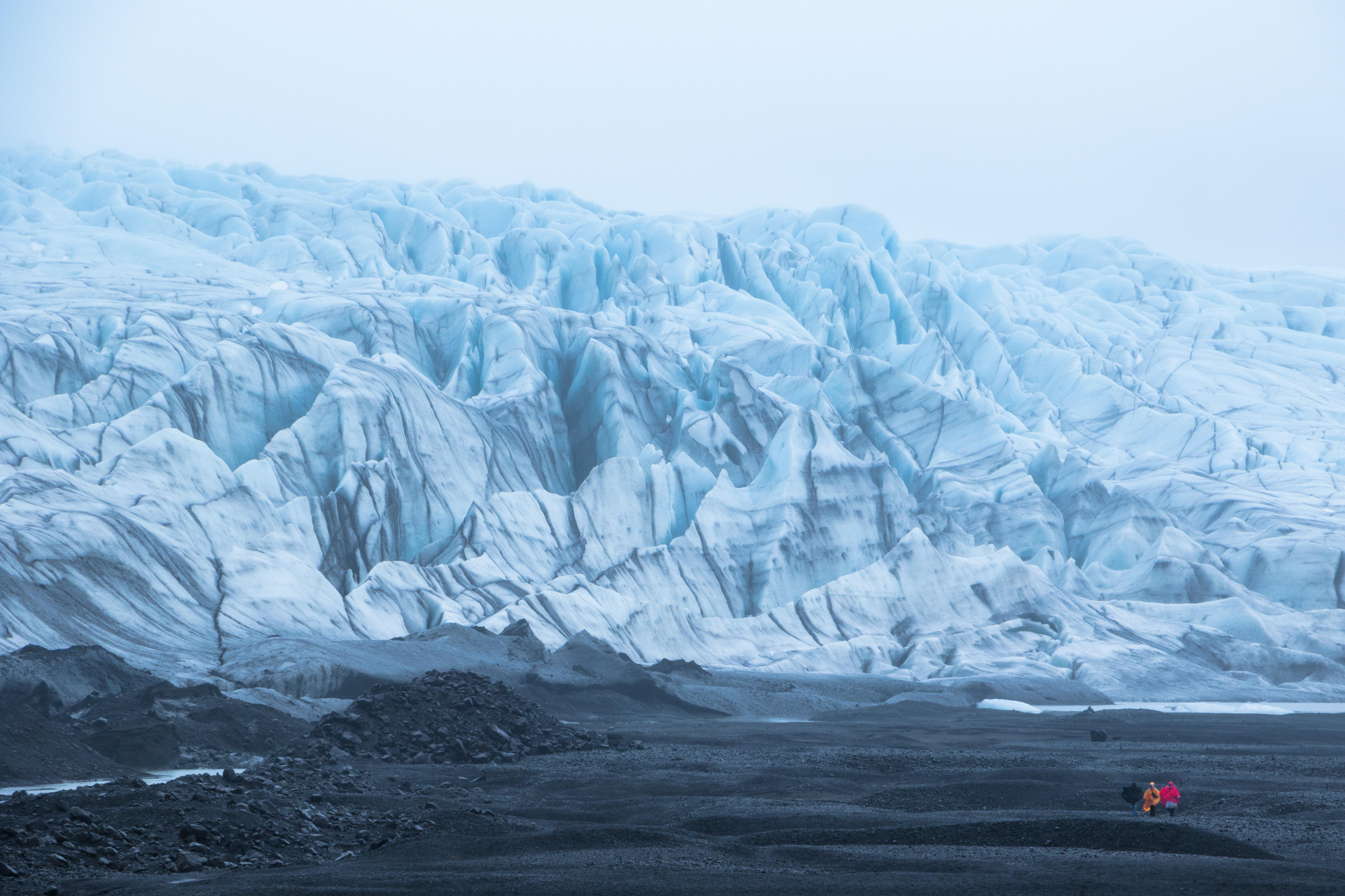 Caminata glaciar