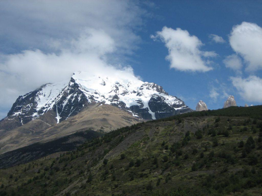 Montañas de la Patagonia
