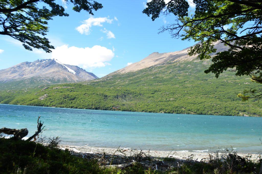 Lago O'Higgins Argentina