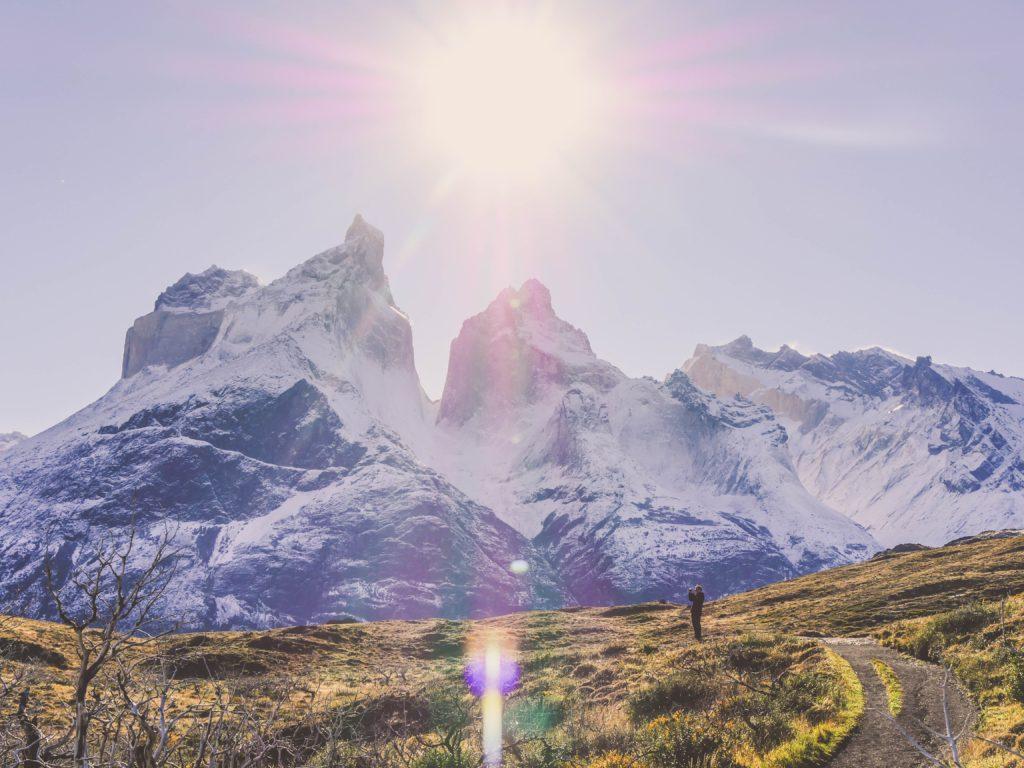 Circuito W en Torres del Paine