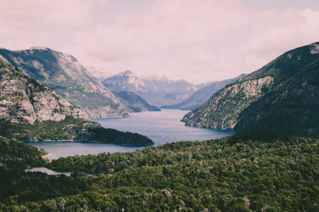 Bariloche Argentina en la Patagonia