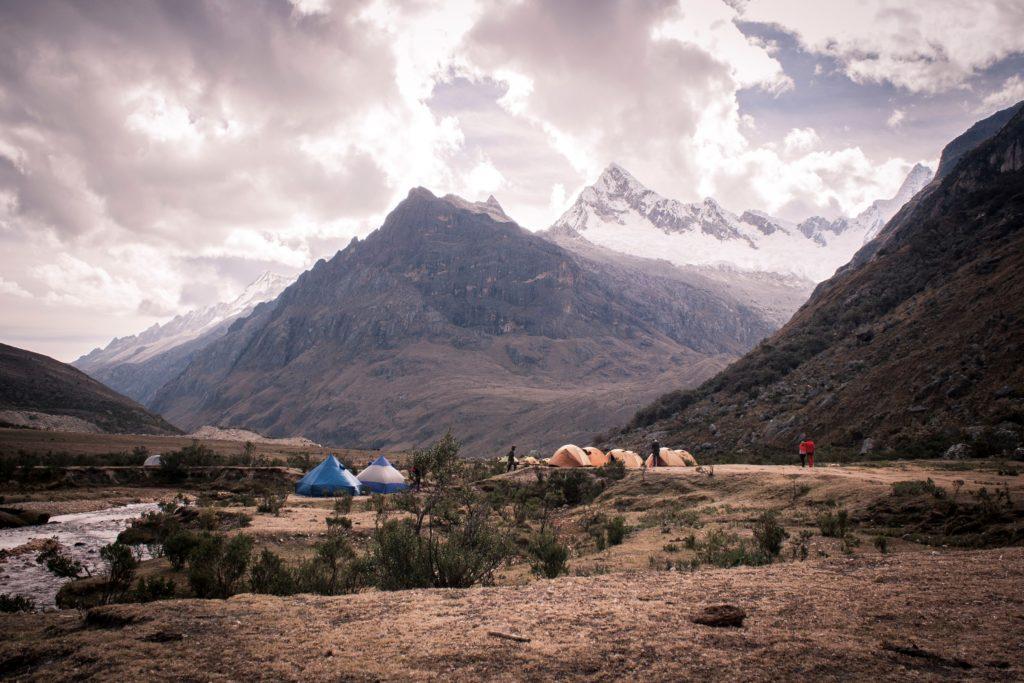 El Camino de Santa Cruz, Perú pushypenguin
