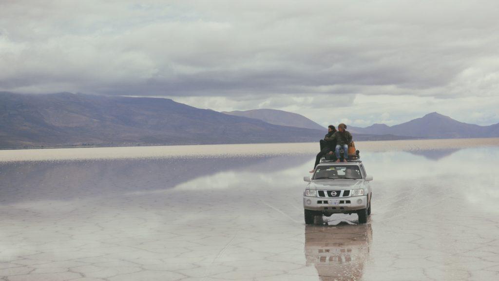 Salar de Uyuni, Bolivia  Paz Arando