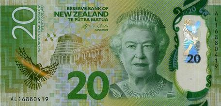 dólar neozelandés