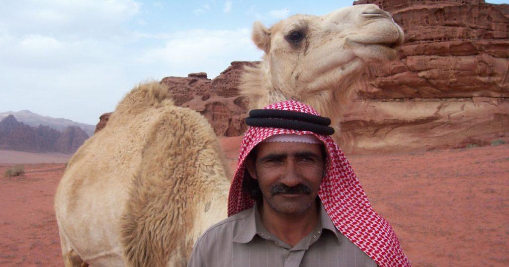 beduino Jordania