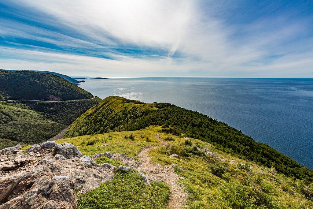 cabot trail, los 10 mejores destinos de aventura en Canadá