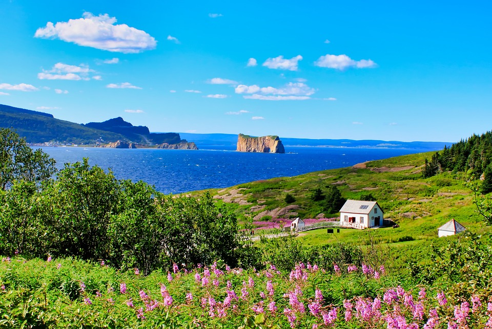 gaspesie canada, los 10 mejores destinos de aventura en Canadá