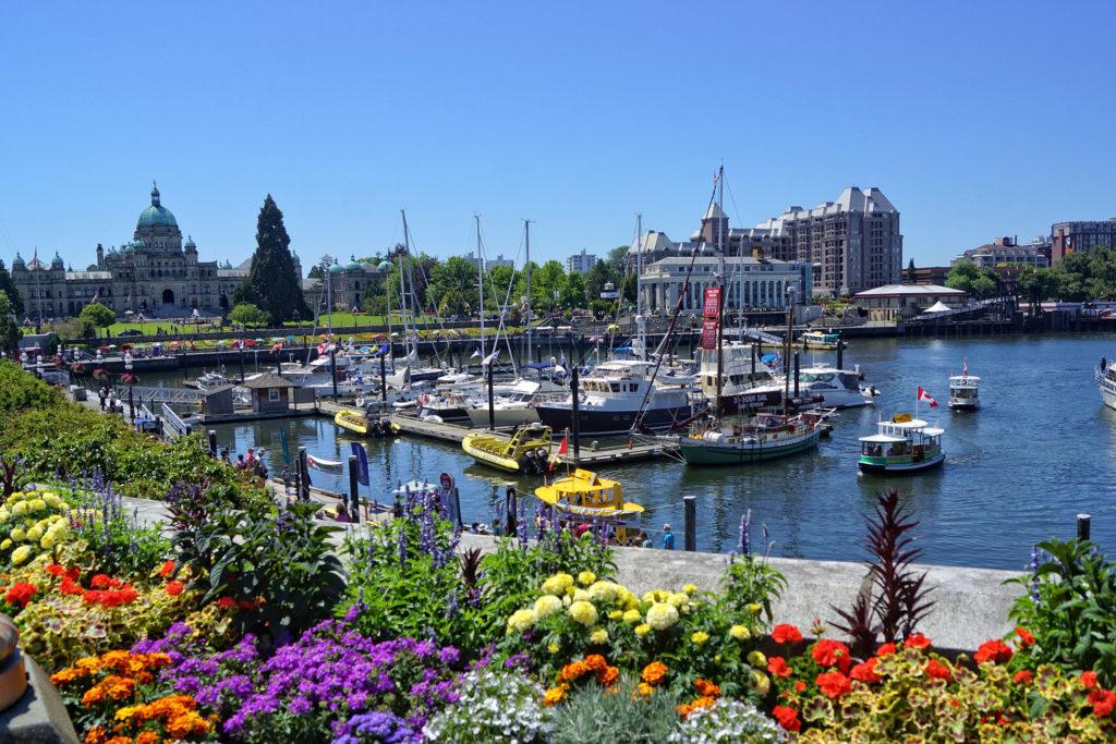 destinos imprescindibles en la isla de Vancouver