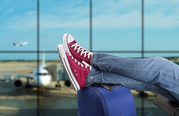 deshacer tu maleta después de un viaje
