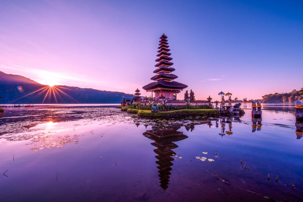Bali, empezar a viajar solo