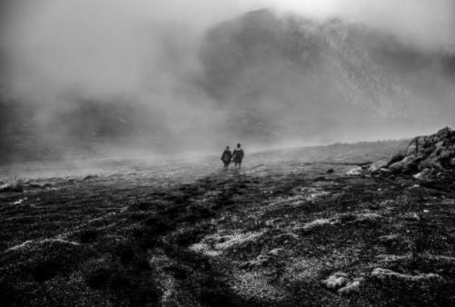 Fotografía tomada por Guillermo Gutiérrez en su viaje al Nevado de Colima