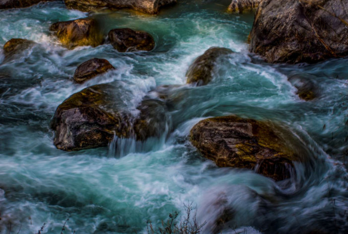 Fotografía tomada por Guillermo Gutiérrez  en su viaje a Rio Kosi, Nepal