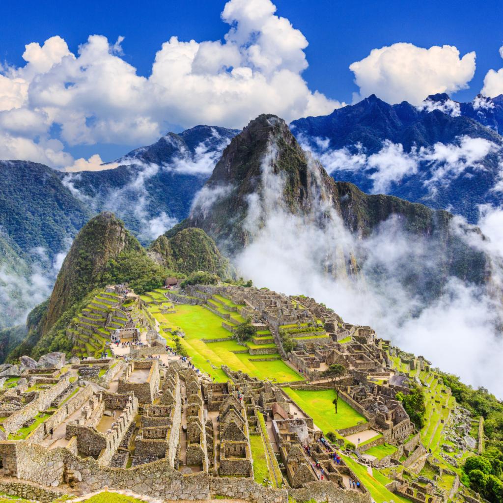 Machu Picchu, patrimonio de la humanidad en Machu Picchu