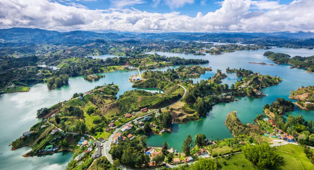 Colombia. Bonito y con atracciones muy baratas