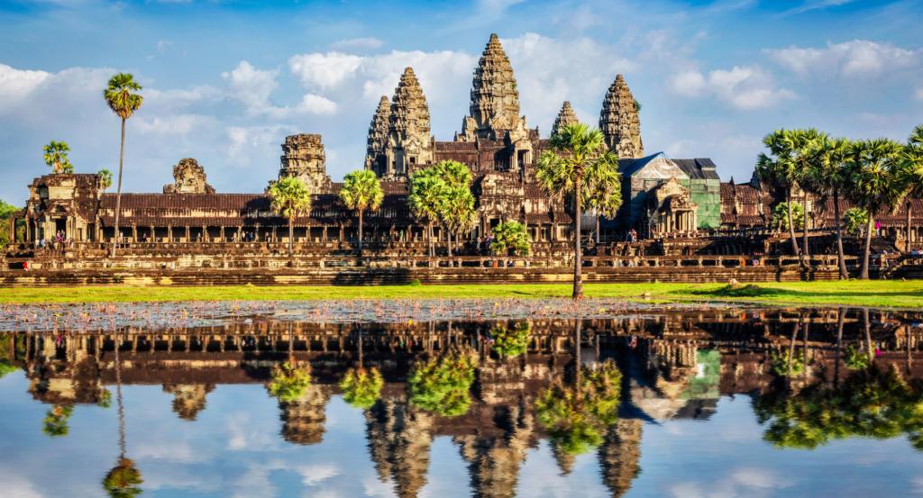 Camboya, un lugar barato y con muchos paisajes por conocer