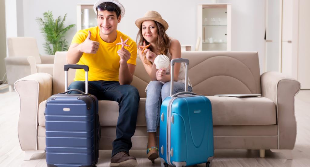 planeando vacaciones