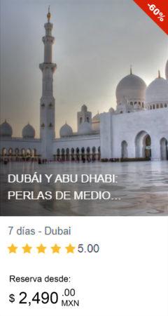 viajes Dubái