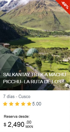 viajes a Salkantay