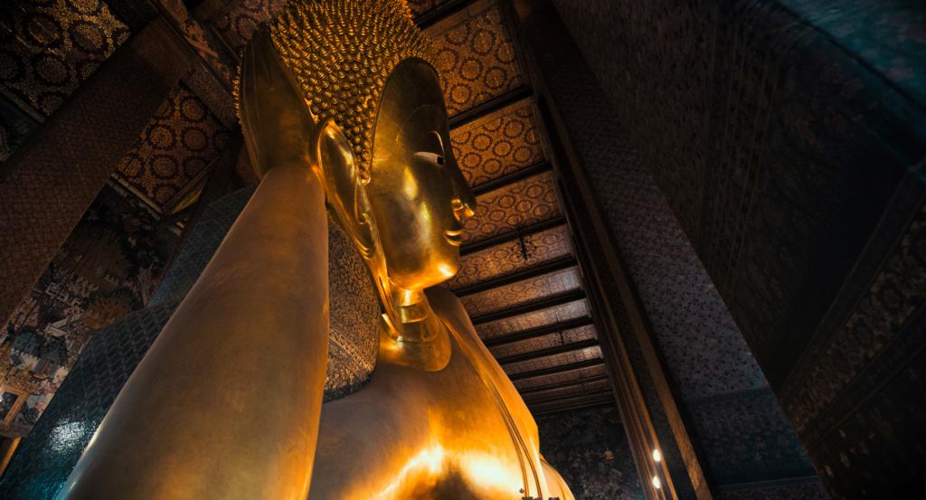 Wat Pho en Tailandia