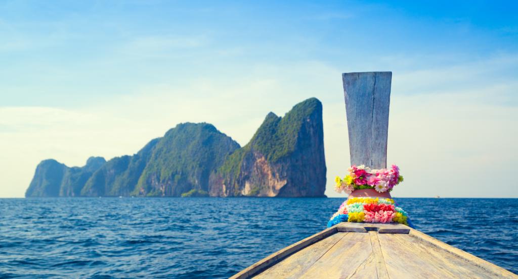 Islas Phi Phi en Tailandia